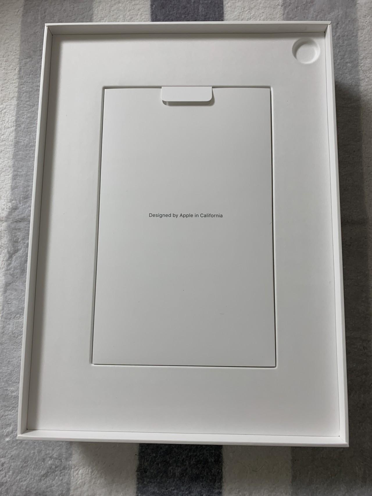 iPad Air 4の開封2